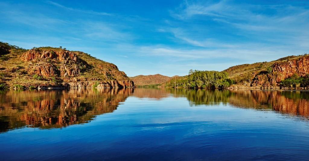 Ord River Kununurra Kimberleys Westaustralien