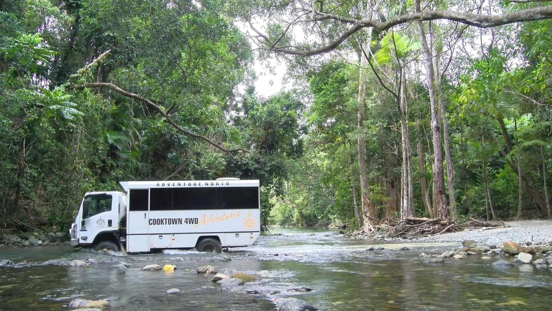 Cooktown Adventure Queensland QLD Australien