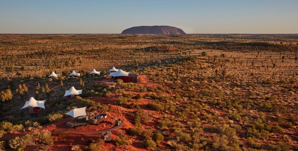 Longitude 131 Uluru Northern Territory